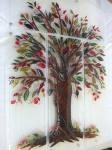 Декоративное панно в технике фьюзинг — Мир стекла и зеркал Чебоксары