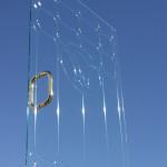 Гравировка стеклянных дверей — Мир стекла и зеркал Чебоксары
