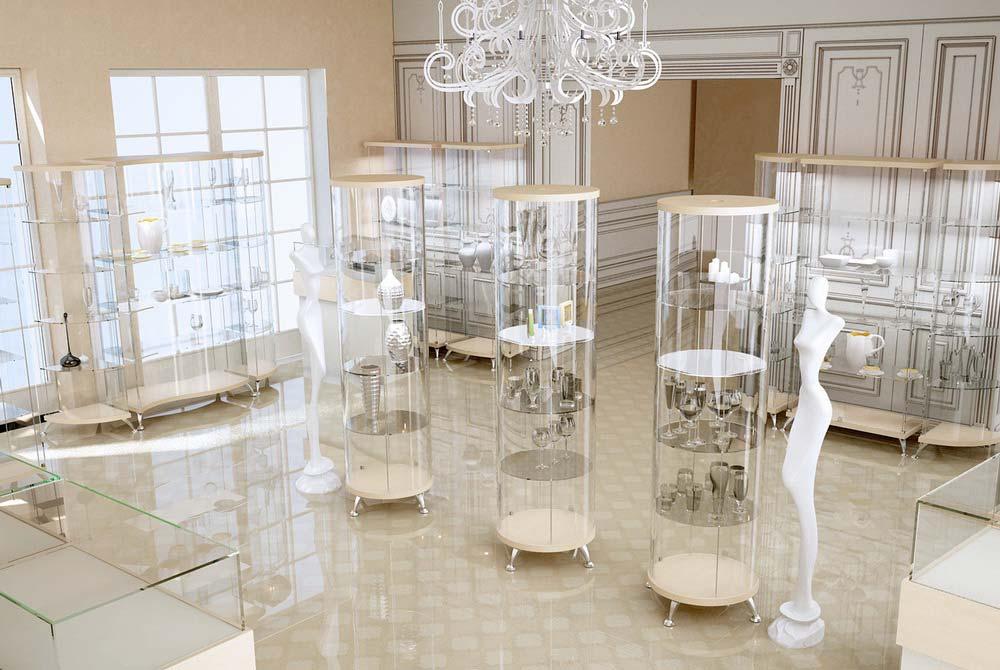 Моллирование стекла для мебели — Мир стекла и зеркал Чебоксары