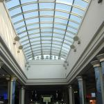 Гнутое стекло для крыш, потолков, козырьков — Мир стекла и зеркал Чебоксары