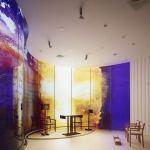 Гнутое стекло с шелкографией — Мир стекла и зеркал Чебоксары
