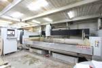 Центр для обработки стекла производства Италия