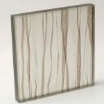 Триплекс декоративный ткань — Мир стекла и зеркал Чебоксары