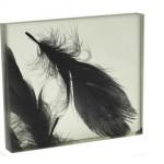 Триплекс декоративный перья — Мир стекла и зеркал Чебоксары