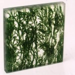 Триплекс декоративный мох — Мир стекла и зеркал Чебоксары