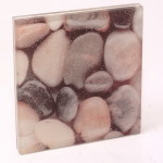Триплекс декоративный камни — Мир стекла и зеркал Чебоксары
