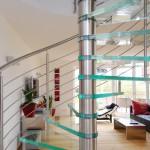 Триплекс для лестниц — Мир стекла и зеркал Чебоксары