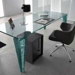 УФ склейка стекла стол офисный — «Мир стекла и зеркал» Чебоксары