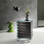 УФО склейка тумба на колесиках — Мир стекла и зеркал Чебоксары