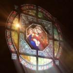 Витраж заливной библейские мотивы — компания Мир стекла и зеркал
