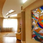 Витраж заливной для межкомнатной перегородки — компания Мир стекла и зеркал