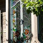 Витраж заливной для окна — компания Мир стекла и зеркал