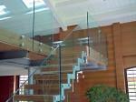 Стеклянные перегородки и ограждения — компания Мир стекла и зеркал