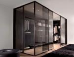Стеклянные двери для гардеробной — компания Мир стекла и зеркал