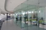 Стеклянные двери офисные перегородки — компания Мир стекла и зеркал