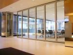 Цельностеклянные двери и перегородки Чебоксары — компания Мир стекла и зеркал