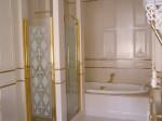 Стеклянные двери для ванной комнаты душевой — компания Мир стекла и зеркал