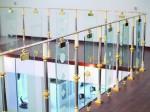 Стеклянные двери и ограждения — компания Мир стекла и зеркал
