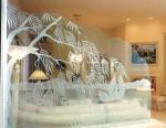 Стеклянные перегородки для дома — компания Мир стекла и зеркал