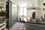 Двери купе для кухни — компания Мир стекла и зеркал