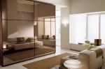Двери купе тонированное стекло — компания Мир стекла и зеркал