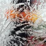 Стекло узорчатое рифленое Ледяной цветок — компания Мир стекла и зеркал