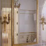 Зеркальное панно в прихожей — Мир стекла и зеркал