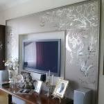 Зеркальное панно с рисунком — Мир стекла и зеркал