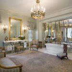 Зеркальное панно в будуаре — Мир стекла и зеркал