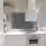 Зеркальная плитка для кухонного фартука — Мир стекла и зеркал Чебоксары