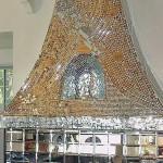 Зеркальная плитка для камина — Мир стекла и зеркал Чебоксары