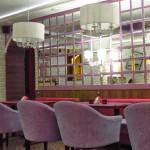 Зеркальная плитка на решетке — Мир стекла и зеркал Чебоксары