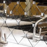 Зеркальная плитка с декором — Мир стекла и зеркал Чебоксары