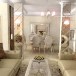 Зеркальная плитка для колонн — Мир стекла и зеркал Чебоксары