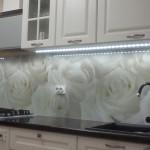 Фартук с розами